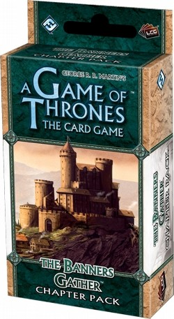 A Game of Thrones: Kingsroad - The Banners Gather Chapter Pack Box [6 packs]
