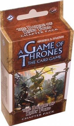A Game of Thrones: A Clash of Arms - Battle of Ruby Ford Chapter Pack [Rev.]