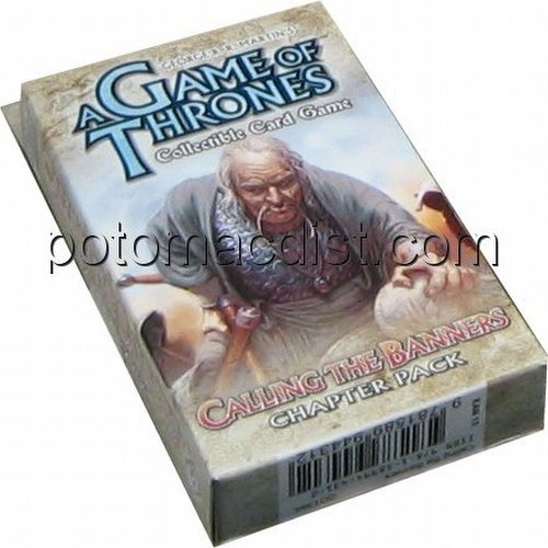 A Game of Thrones: A Clash of Arms - Calling the Banners Chapter Pack
