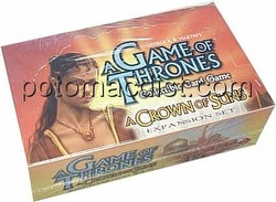 A Game of Thrones: A Crown of Suns Booster Box