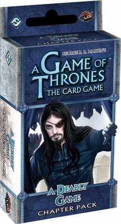 A Game of Thrones: Wardens Cycle - Deadly Game Chapter Pack Box [6 packs]