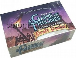 A Game of Thrones: Draft Pack Booster Box