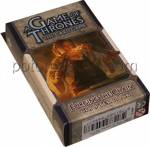 A Game of Thrones: Secrets of Oldtown Cycle - Forging the Chain Chapter Pack