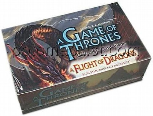 A Game of Thrones: A Flight of Dragons Booster Box
