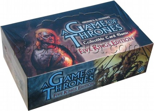 A Game of Thrones: Five Kings Edition Booster Box