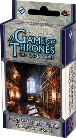 A Game of Thrones: Secrets of Oldtown Cycle - Gates of the Citadel Chapter Pack Box [6 packs]