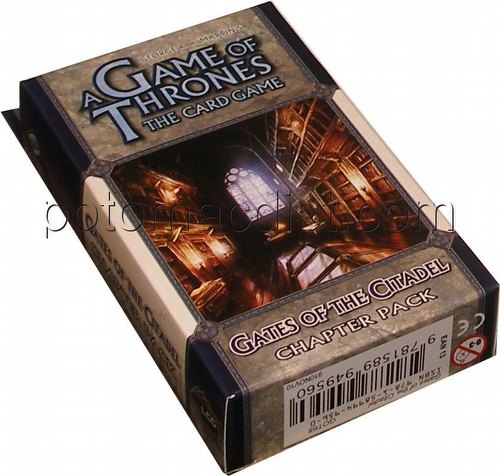 A Game of Thrones: Secrets of Oldtown Cycle - Gates of the Citadel Chapter Pack