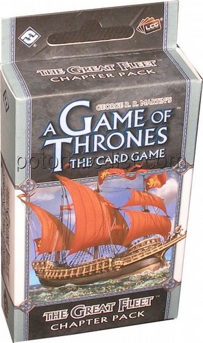 A Game of Thrones: A Song of the Sea - The Great Fleet Chapter Pack