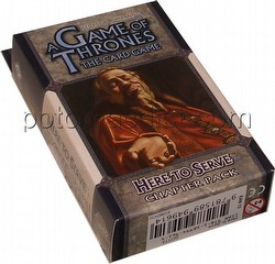 A Game of Thrones: Secrets of Oldtown Cycle - Here to Serve Chapter Pack