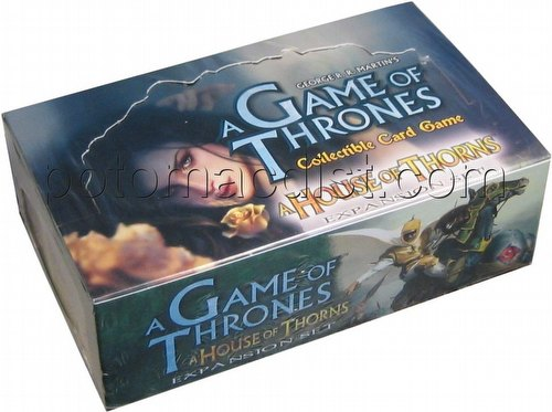 A Game of Thrones: A House of Thorns Booster Box