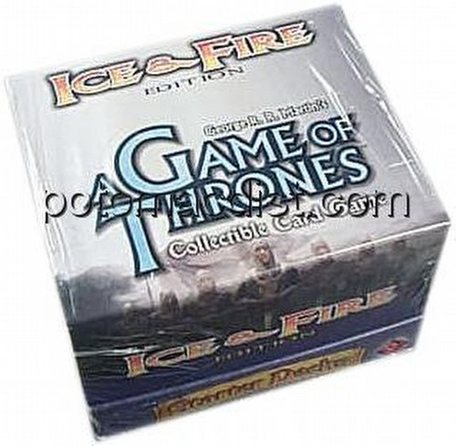 A Game of Thrones: Ice & Fire Starter Deck Box