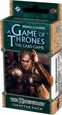 A Game of Thrones: Kingsroad - The Kingsguard Chapter Pack Box [6 packs]