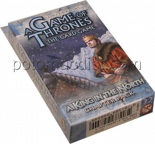 A Game of Thrones: Defenders of the North - A King in the North Chapter Pack
