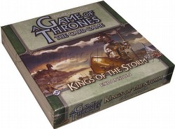 A Game of Thrones: Kings of the Storm Expansion Box