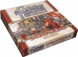 A Game of Thrones: Lions of the Rock Expansion Box