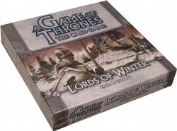 A Game of Thrones: The Lords of Winter Expansion Box
