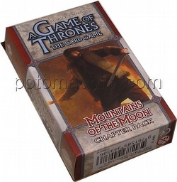 A Game of Thrones: Brotherhood Without Banners Cycle - Mountains of the Moon Chapter Pack Box [6 pk]