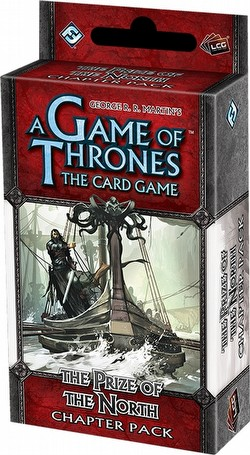 A Game of Thrones: Conquest and Defiance - The Prize of the North Chapter Pack Box [6 packs]