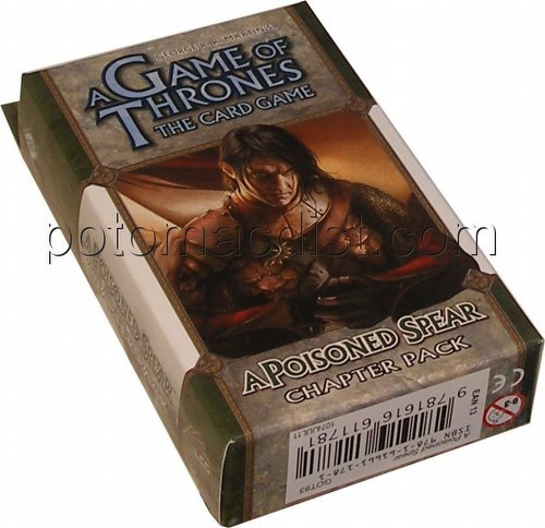 A Game of Thrones: A Tale of Champions -  Poisoned Spear Chapter Pack