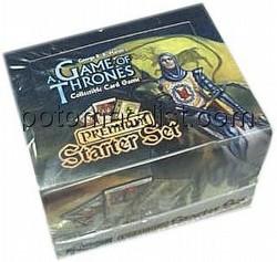 A Game of Thrones: Westeros Premium Starter Deck Box