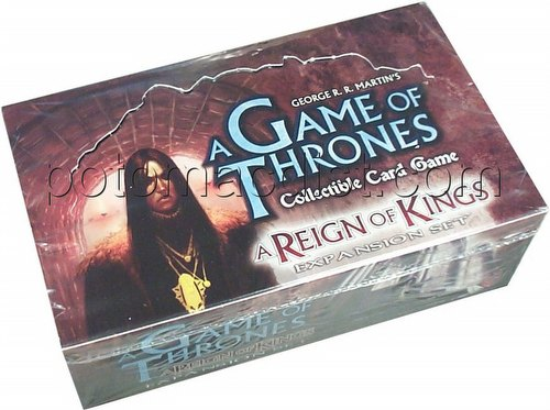 A Game of Thrones: A Reign of Kings Booster Box