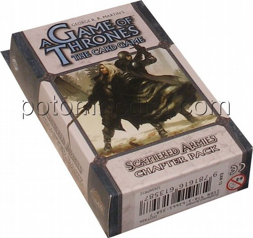 A Game of Thrones: A Time For Ravens - Scattered Armies Chapter Pack [Revised]