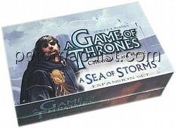 A Game of Thrones: A Sea of Storms Booster Box