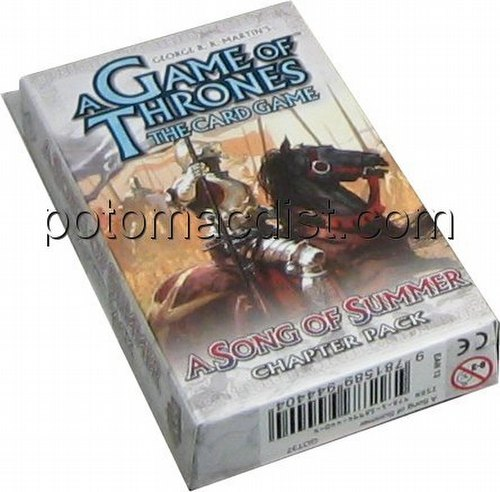 A Game of Thrones: A Time For Ravens - A Song of Summer Chapter Pack