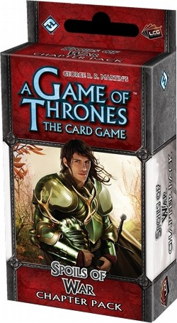 A Game of Thrones: Conquest and Defiance - Spoils of War Chapter Pack Box [6 packs]