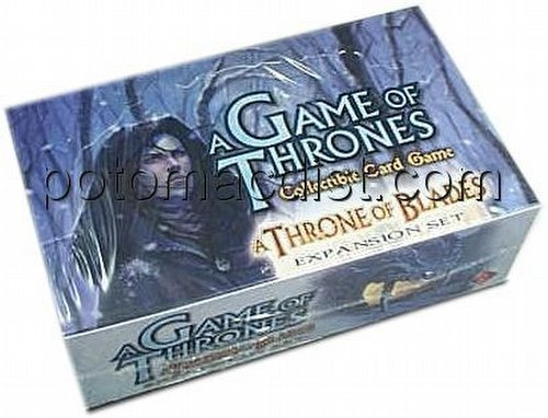 A Game of Thrones: A Throne of Blades Booster Box