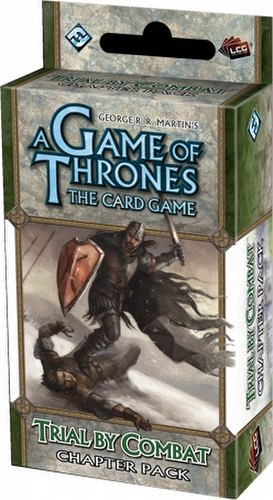 A Game of Thrones: A Tale of Champions -  Trial by Combat Chapter Pack Box [6 packs]