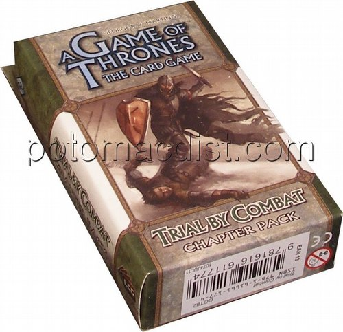 A Game of Thrones: A Tale of Champions -  Trial by Combat Chapter Pack