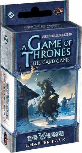 A Game of Thrones: Wardens Cycle - The Valemen Chapter Pack Box [6 packs]