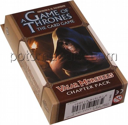 A Game of Thrones: Beyond the Narrow Sea - Valar Morghulis Chapter Pack