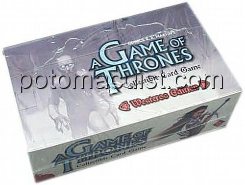 A Game of Thrones: Westeros Booster Box
