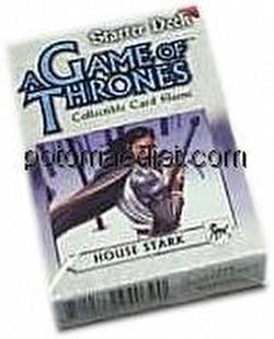 A Game of Thrones: Westeros Stark Starter Deck
