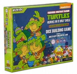 Marvel Dice Masters: Teenage Mutant Ninja Turtles Heroes in a Half Shell Dice Building Game Box Set