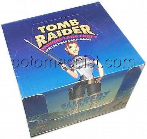 Tomb Raider: Slippery When Wet Starter Deck Box