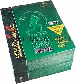 Top Of The Order: Starter Deck Box