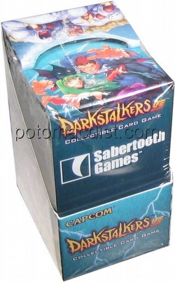 Universal Fighting System [UFS]: Darkstalkers Booster Box
