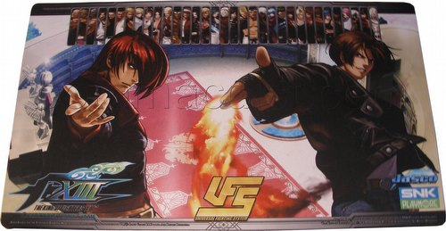 Universal Fighting System [UFS]: King of Fighters XIII Play Mat