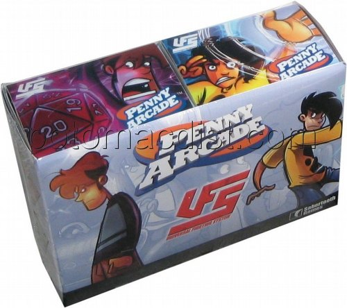 Universal Fighting System [UFS]: Penny Arcade Battle Box