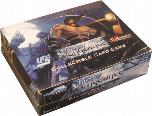 Universal Fighting System [UFS]: Red Horizon Tides of Vengeance Booster Box