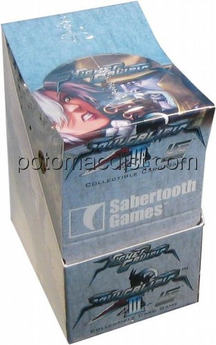 Universal Fighting System [UFS]: Soulcalibur III Higher Calibur Booster Box