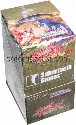 Universal Fighting System [UFS]: Street Fighter Fight for the Future Booster Box