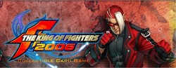 Universal Fighting System [UFS]: SNK The King of Fighters 2006 Battle Pack Box