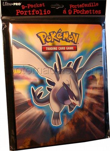 Ultra Pro Pokemon Black & White 8 9-Pocket Portfolio