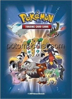 Ultra Pro Pokemon Generic Series 3 (III) Deck Protectors Box