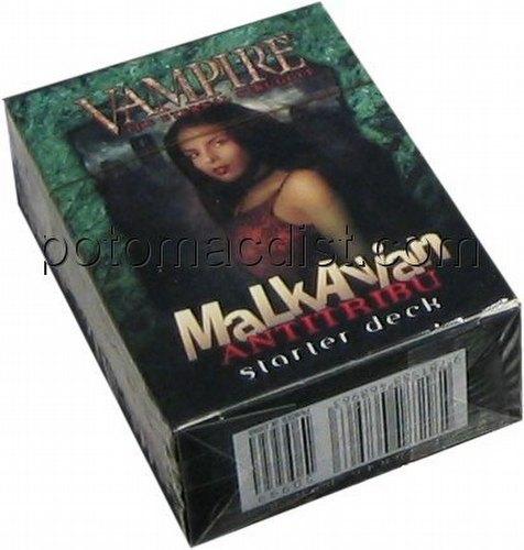 Vampire: The Eternal Struggle CCG Third (3rd) Edition Malkavian Antitribu Starter Deck