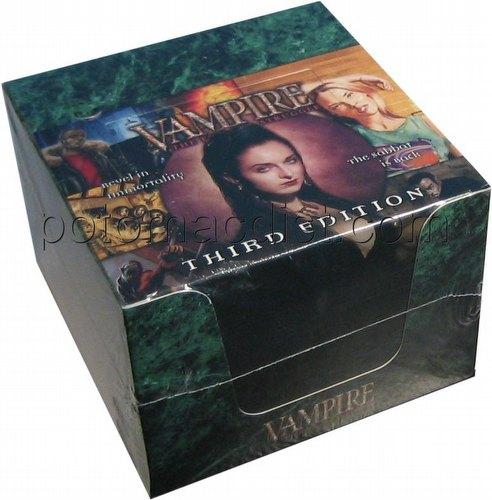 Vampire: The Eternal Struggle CCG Third (3rd) Edition Preconstructed Starter Deck Box